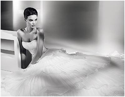 34d482116925 Svadobný salón Annie Vám ponúka exkluzívne svadobné šaty španielskej značky  SAN PATRICK a ATELIER DIAGONAL